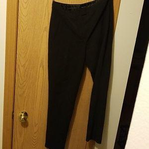 Asos/ New Look black dress pant